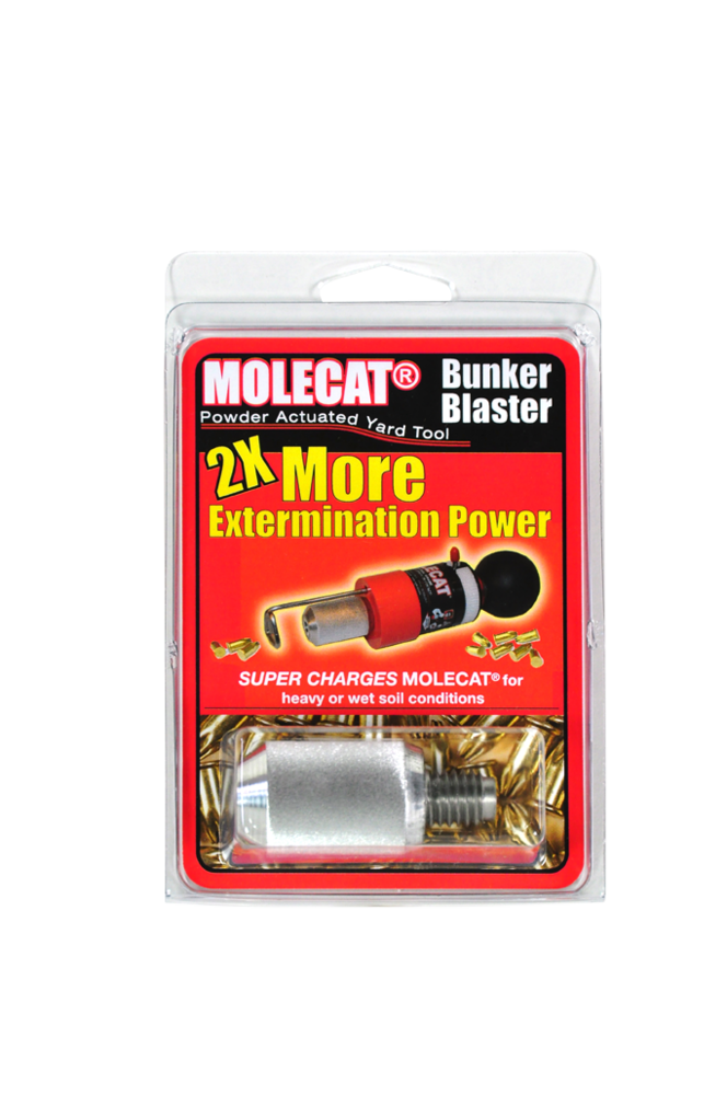The Bunker Blaster Firing Barrel | Bunker Blaster Firing Barrel